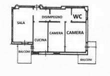 appartamento Bottega di Colbordolo